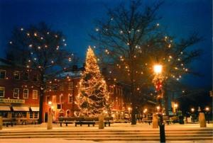 Christmas At Newburyport