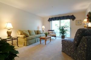 Appleton Oaks Living Room