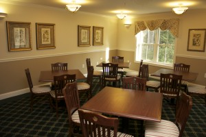 Appleton Oaks Game Room